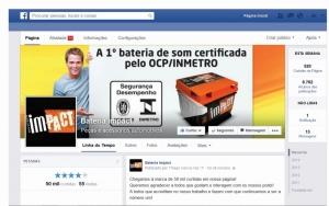 50K curtidas no facebook