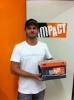 Ganhador Promoção Bateria Impact e Você
